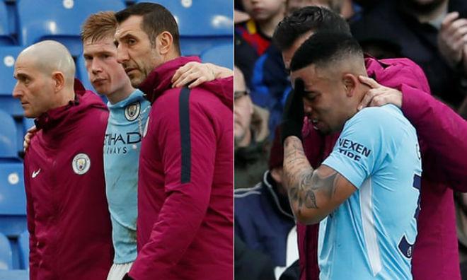Man City thoát thua may mắn: Tan mộng kỉ lục, Pep lo ngay ngáy 4