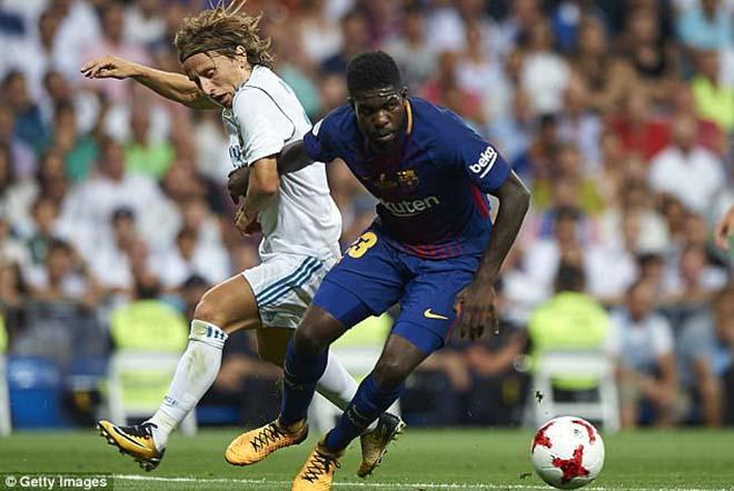 Tin HOT bóng đá trưa 31/12: Real rút ruột Barca, phục hận hậu Siêu kinh điển 1