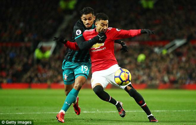 MU - Southampton: Bi kịch chấn thương và bàn thắng hụt
