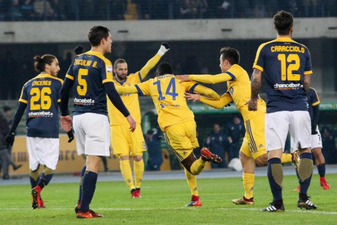 Verona - Juventus: Cú đúp siêu đẳng, người hùng thăng hoa - 1