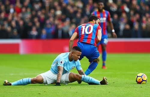 Chi tiết Crystal Palace - Man City: Benteke bỏ lỡ đầy tiếc nuối (KT) 19