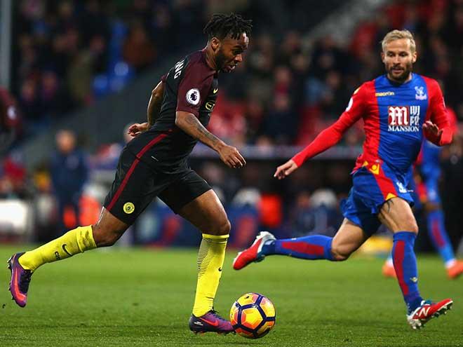 Crystal Palace – Man City: Chưa đá đã mừng vì MU 1