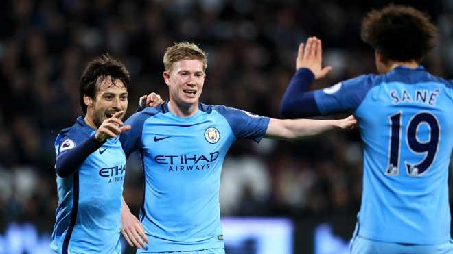Crystal Palace – Man City: Chưa đá đã mừng vì MU 2