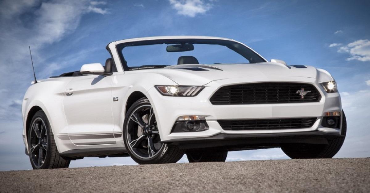 Ford Mustang và F-150 sắp có phiên bản hybrid - 1
