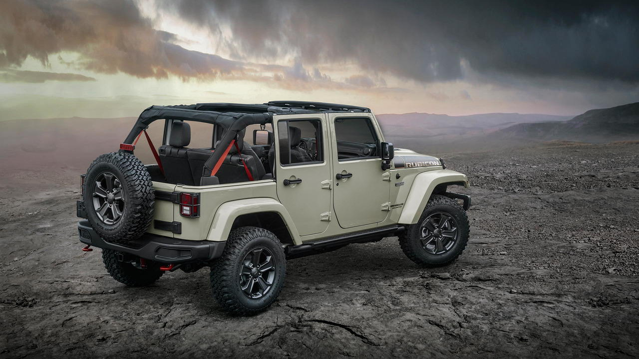 Jeep Wrangler Rubicon Recon - Mạnh mẽ cùng off-road - 2