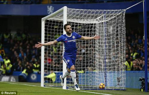 Chelsea - Swansea: Trừng phạt sai lầm - 1