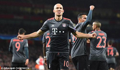 "Arsenal – Bayern Munich: Tuyệt phẩm và ""tấn"" bi kịch - 2"