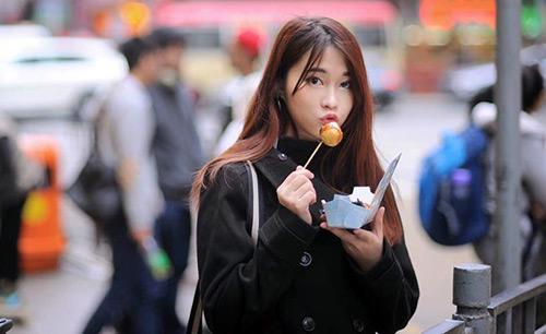 Nữ phóng viên Thái Lan đẹp nóng bỏng như hot girl - ảnh 9
