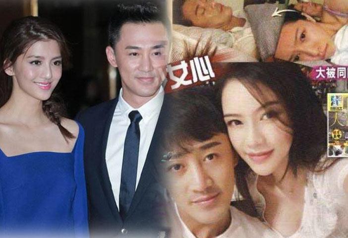 """Đường cong sexy của 3 cô bồ """"tài tử sát gái số 1 TVB"""" - 1"""