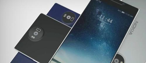 Nokia 7 và Nokia 8 vỏ kim loại, giá tầm trung lộ diện - 1