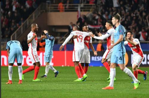 Monaco - Man City: Chiến công không tưởng - 2