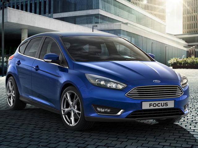 Ford Focus giảm giá còn 570 triệu đồng, rẻ hơn cả Vios - 1