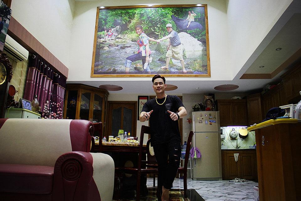 Nhà hơn 400m2, trị giá hàng triệu USD của Khánh Phương giữa trung tâm Sài Gòn - 4
