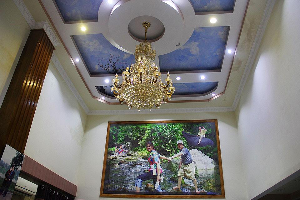 Nhà hơn 400m2, trị giá hàng triệu USD của Khánh Phương giữa trung tâm Sài Gòn - 6