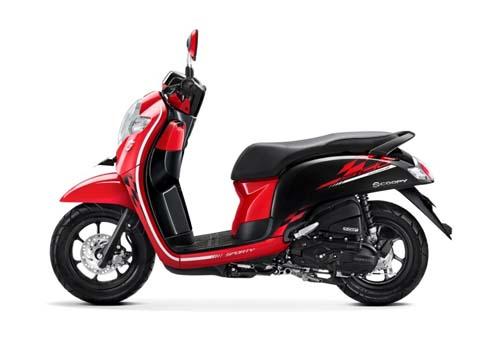 Honda Scoopy 2018: Đồ họa mới, màu sắc mới, giá cả phải chăng - 2