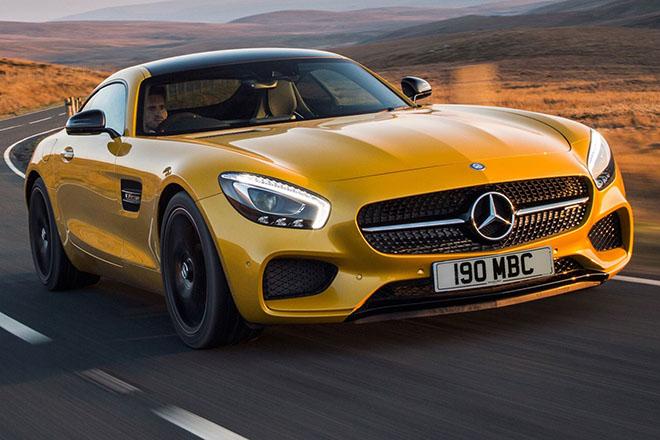Mercedes-Benz tiến hành triệu hồi các mẫu GT vì lỗi dây an toàn - 1
