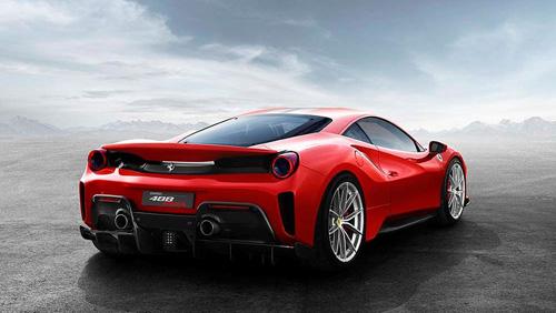 Siêu ngựa cực mạnh Ferrari 488 Pista có gì? - 4