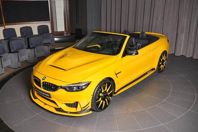 """BMW M4 30 Jahre """"độ đầu tiên"""" trên thế giới - 1"""