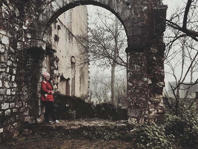 Tới Sa Pa khám phá tu viện cổ Tả Phìn đầy ma mị - 5