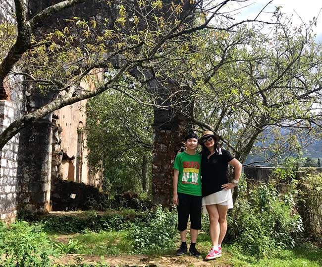 Tới Sa Pa khám phá tu viện cổ Tả Phìn đầy ma mị - 7