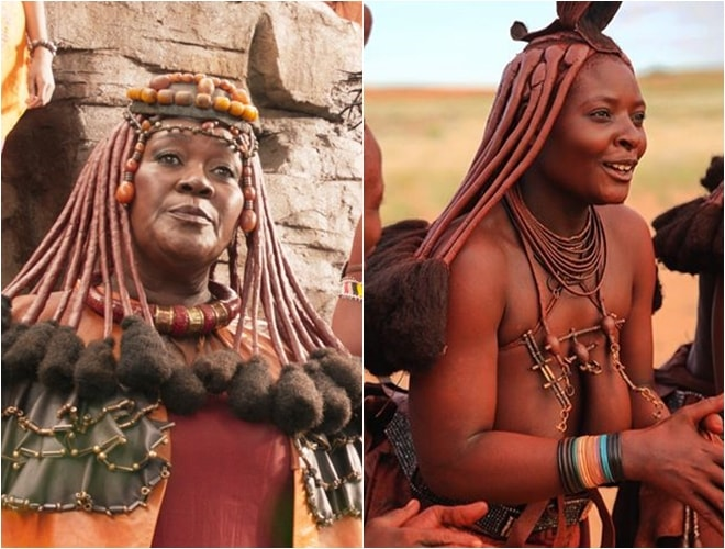 Tập tục làm đẹp khác lạ kích thích người xem trong Black Panther - 3