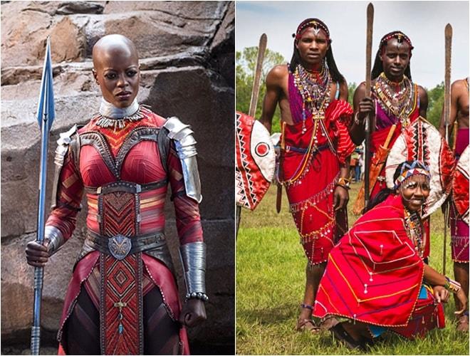 Tập tục làm đẹp khác lạ kích thích người xem trong Black Panther - 6