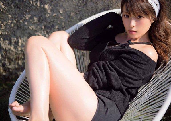 Sau nghi vấn lạm dụng phẫu thuật, mỹ nữ Nhật tái xuất đẹp như mộng - 6