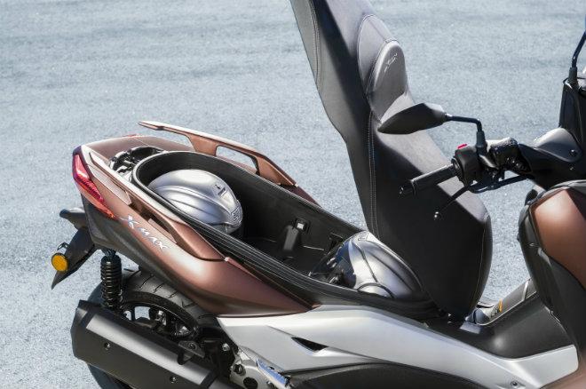 2018 Yamaha XMAX 250 sắp lên kệ, giá 130,8 triệu đồng - 6