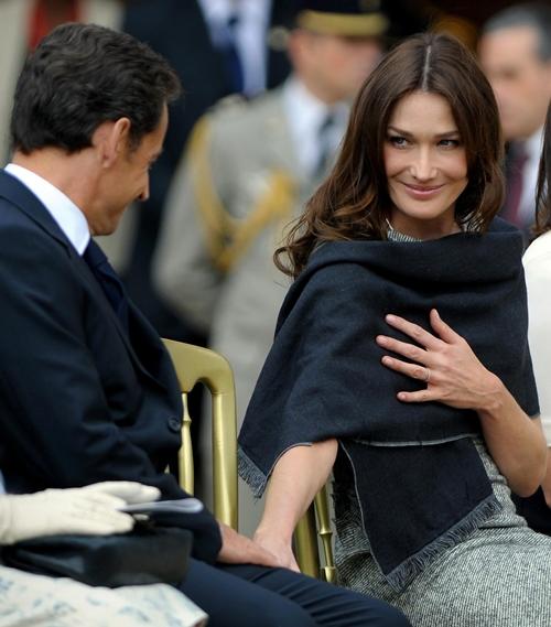 Siêu mẫu Ý là sát thủ trái tim loạt chính trị gia lớn - 13