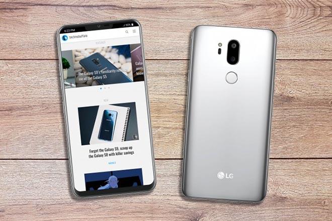 LG chốt ngày trình làng G7 và V40 - 1