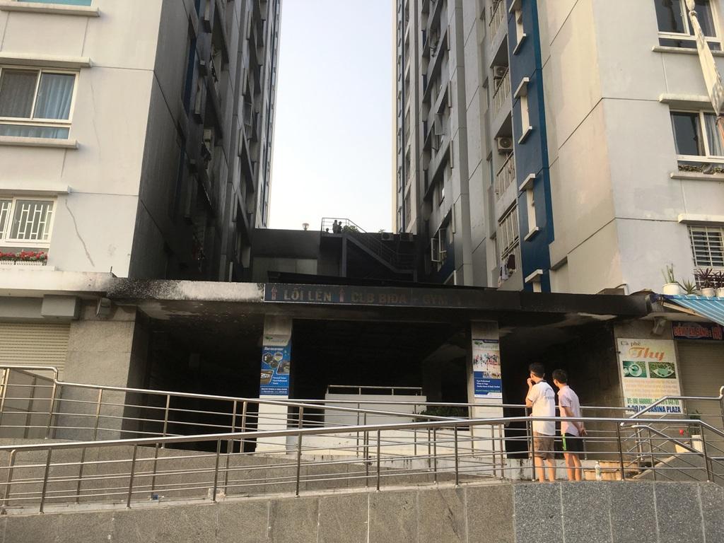 Thông tin chính thức vụ cháy chung cư cao cấp: 13 người chết, 28 người bị thương - 2