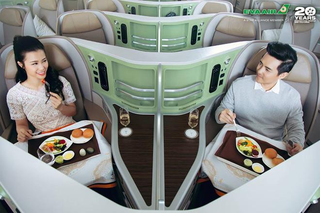 6 mẹo hay giúp xua tan mệt mỏi cho chuyến bay dài - 3