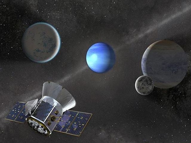 NASA tìm ra 'hành tinh mới kỳ lạ' bên ngoài hệ Mặt Trời