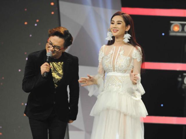 Lâm Khánh Chi bị MC Đại Nghĩa chê muối mặt trên sóng truyền hình