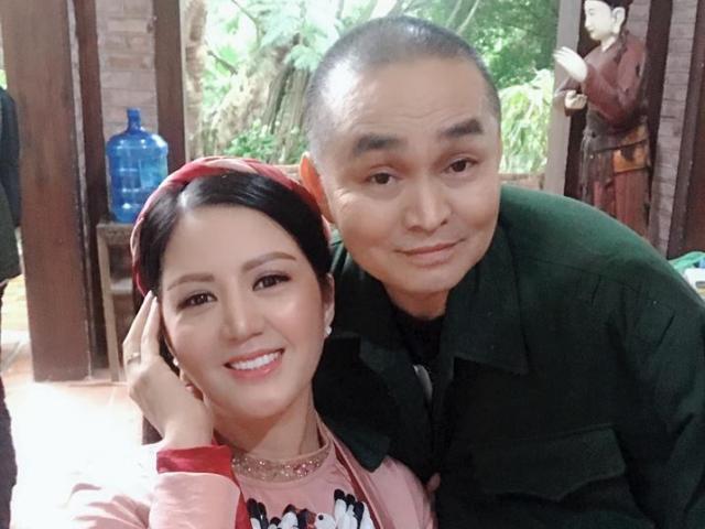 Xuân Hinh bất ngờ xuất hiện trong MV của vợ Thứ trưởng Bộ Tài chính