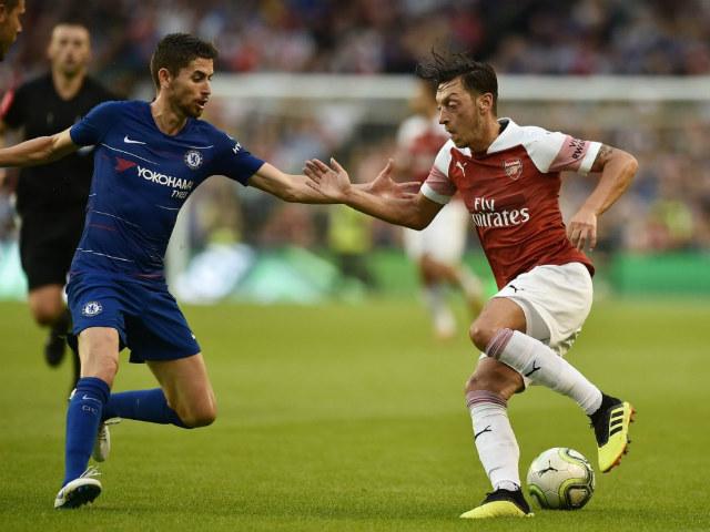 Arsenal – Chelsea: Nóng bỏng derby London tranh Top 4