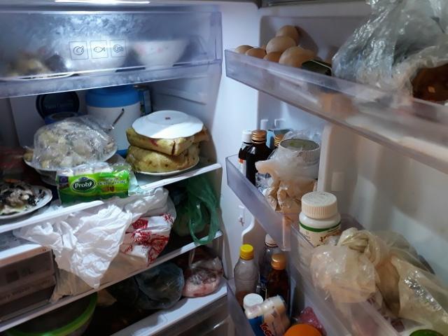 Sau Tết, tủ lạnh biến thành... ổ vi khuẩn khổng lồ