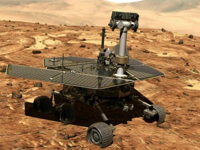 """Điều khiến robot của NASA trên sao Hỏa """"chết toi"""" sau 15 năm hoạt động"""