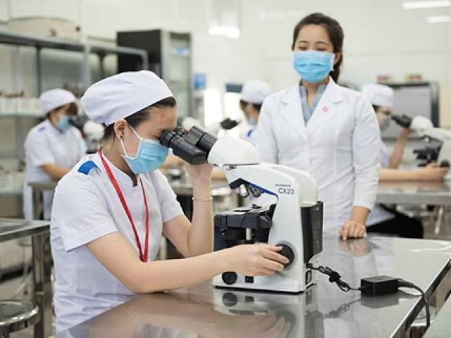 Hàng loạt trường đại học phía Nam mở ngành sức khỏe
