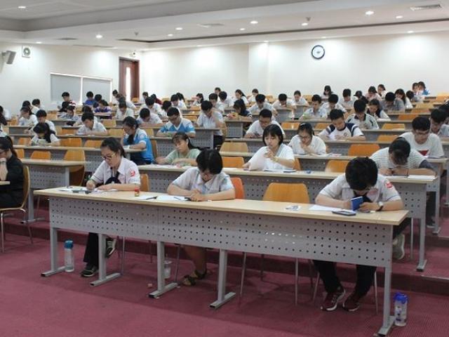 20 trường dùng kết quả đánh giá năng lực của ĐHQG TPHCM làm tuyển sinh