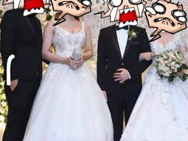 Tranh cãi nảy lửa chị em có nên mặc quá lồng lộn lấn át cô dâu trong ngày cưới?