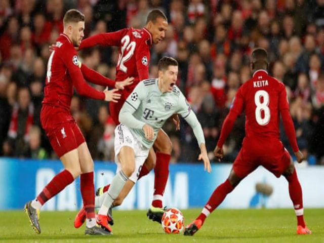 Chi tiết Liverpool - Bayern Munich: Kết cục không ngờ (KT)