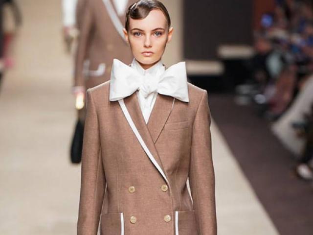 Tuyệt tác cuối cùng của Karl Lagerfeld cho Fendi