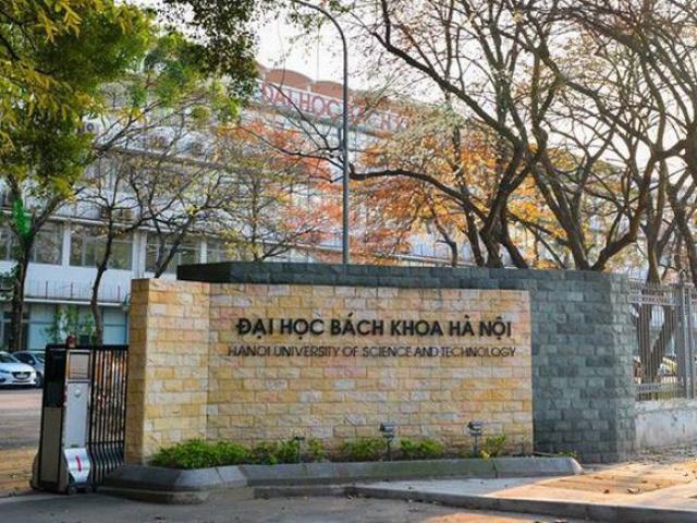 Bảng mã trường, mã ngành Đại học Bách khoa Hà Nội 2019