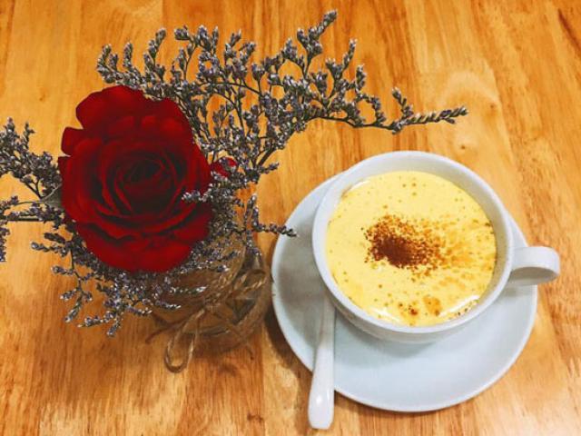 Hướng dẫn cách làm cà phê trứng thơm ngon mà không bị tanh