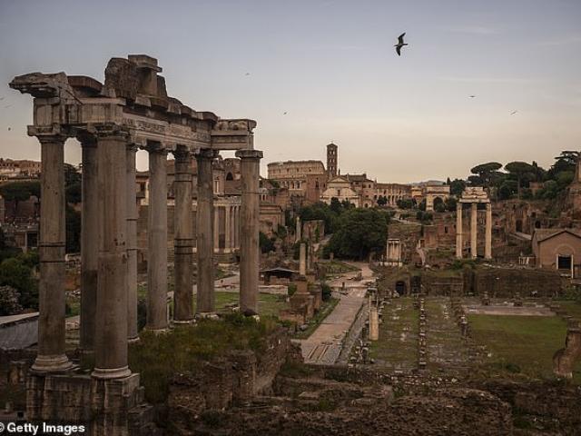 Bí mật về ngôi mộ của người đã dựng lên cả thành Rome