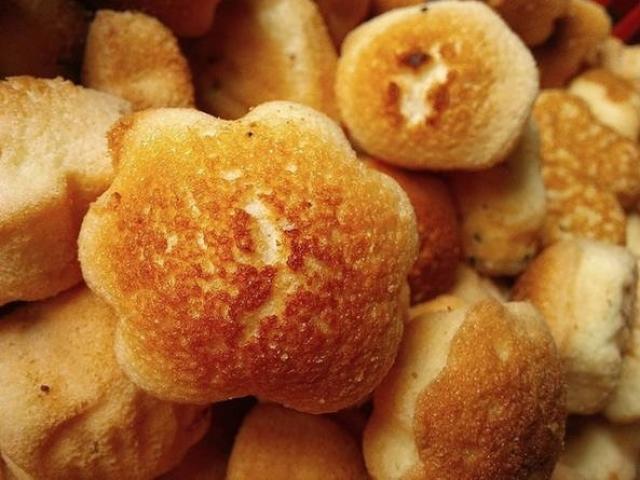 Chiếc bánh xinh như hoamai, không thể thiếu trong ngày Tết của người miền Trung