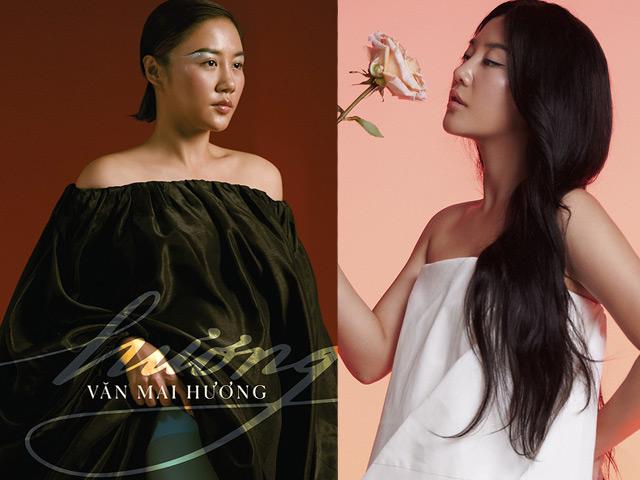 Văn Mai Hương tái xuất với hình ảnh người đàn bà gợi cảm