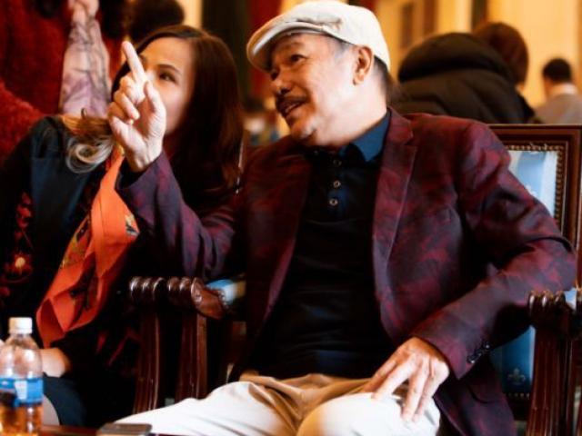 Nhạc sĩ Trần Tiến tươi tắn xuất hiện ở Hà Nội sau tin qua đời vì ung thư