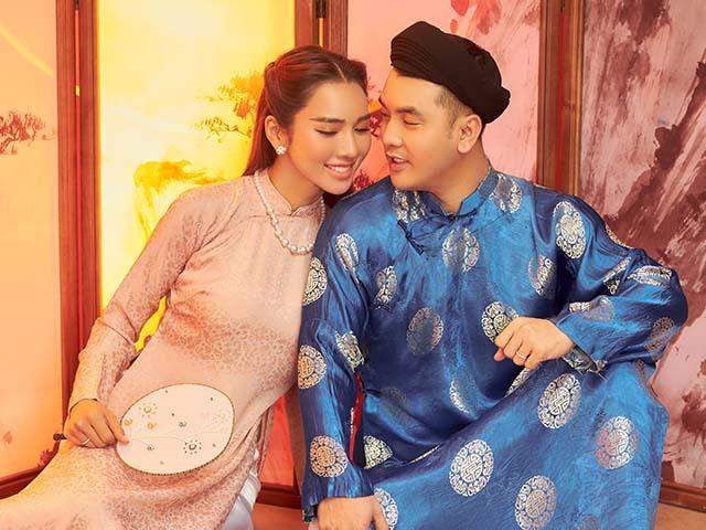 Vợ siêu mẫu của Ưng Hoàng Phúc: